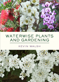 Waterwise Plants and Gardening Front Cover