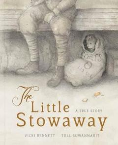 Little stowaway cover