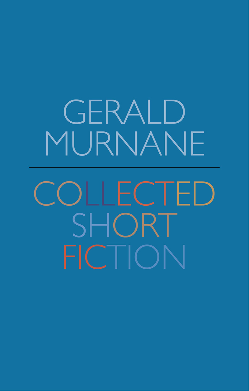Murnane Collected cover