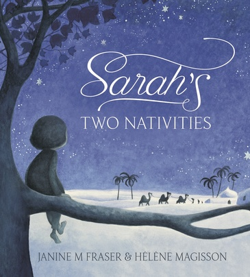 sarahs two nativities cover