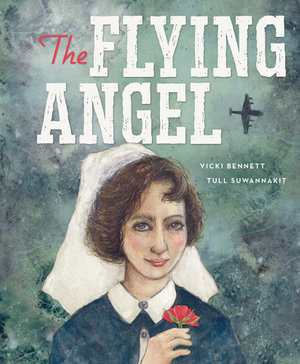 the flying angel